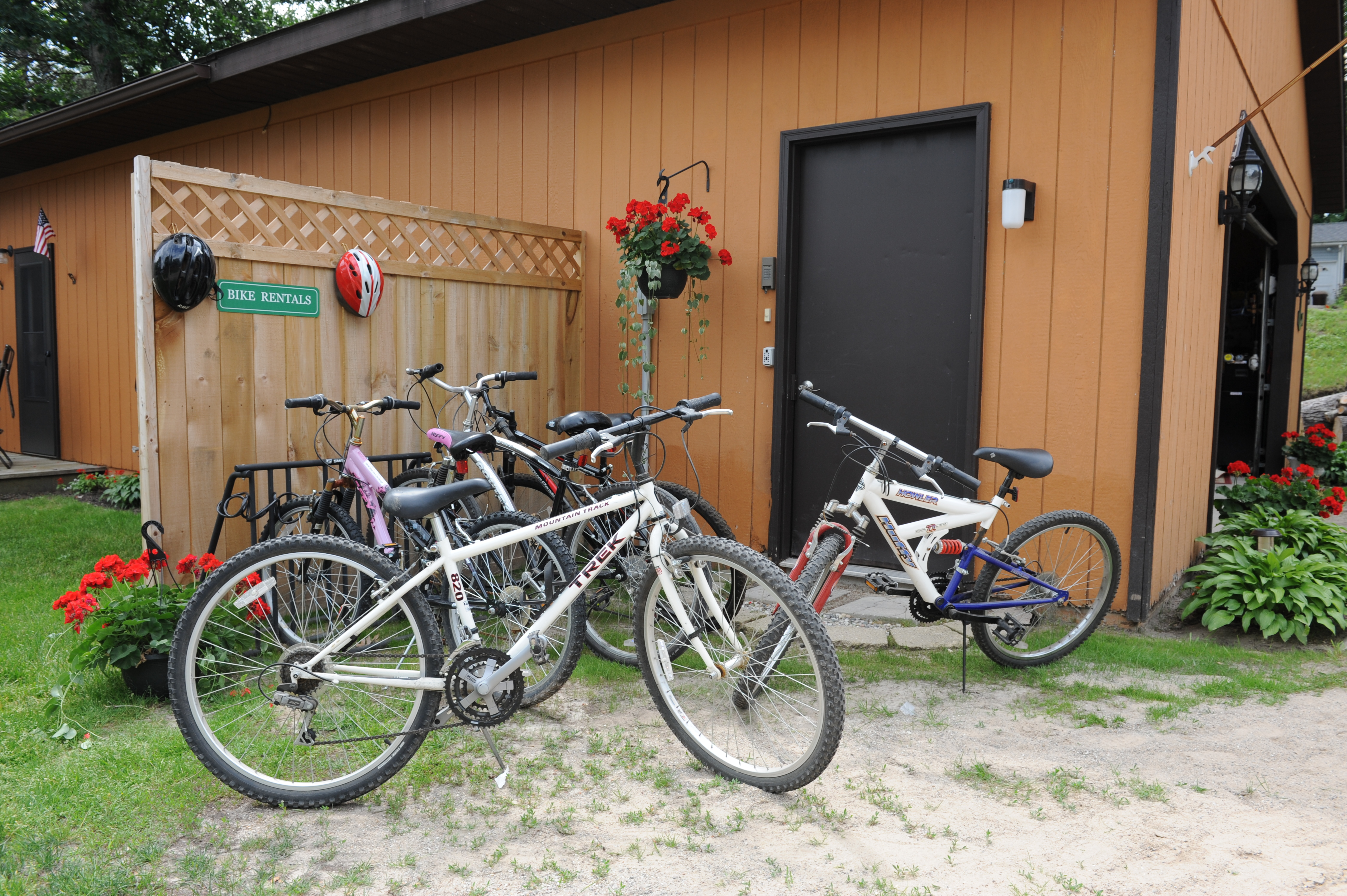 Northern Michigan Bike Rentals