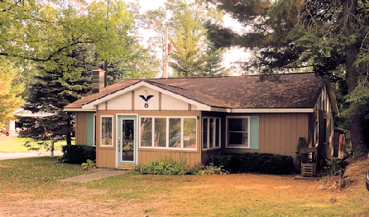 Clear Lake View Rental Home Cabin Eight  Three Bedroom